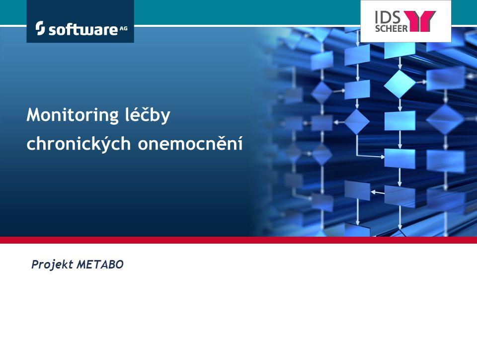 Monitoring léčby chronických onemocnění Projekt METABO