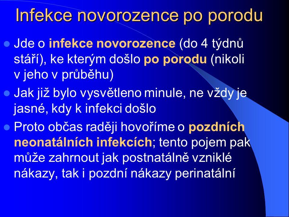 Puerperální mastitidy –léčba Zpravidla místní (např.