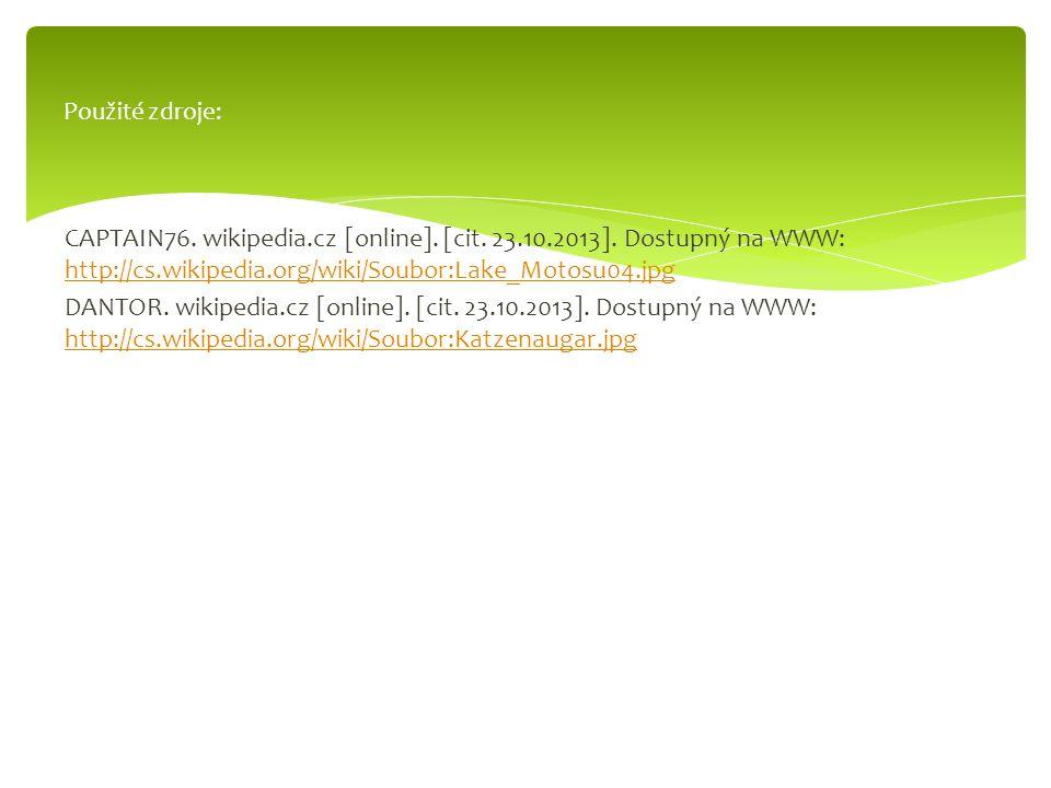 CAPTAIN76. wikipedia.cz [online]. [cit. 23.10.2013].