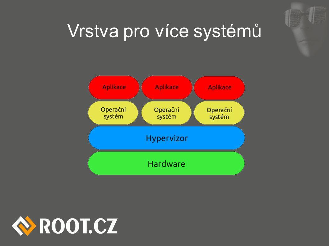 Vrstva pro více systémů
