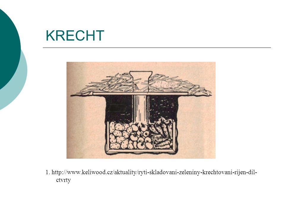 KRECHT 1. http://www.keliwood.cz/aktuality/ryti-skladovani-zeleniny-krechtovani-rijen-dil- ctvrty