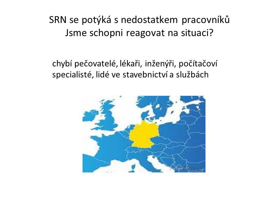 SRN se potýká s nedostatkem pracovníků Jsme schopni reagovat na situaci.