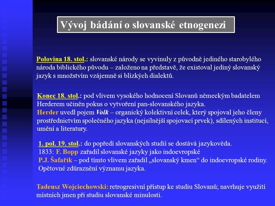 Kultura převorská 2./1.stol. př. Kr. – zač. 5. stol.