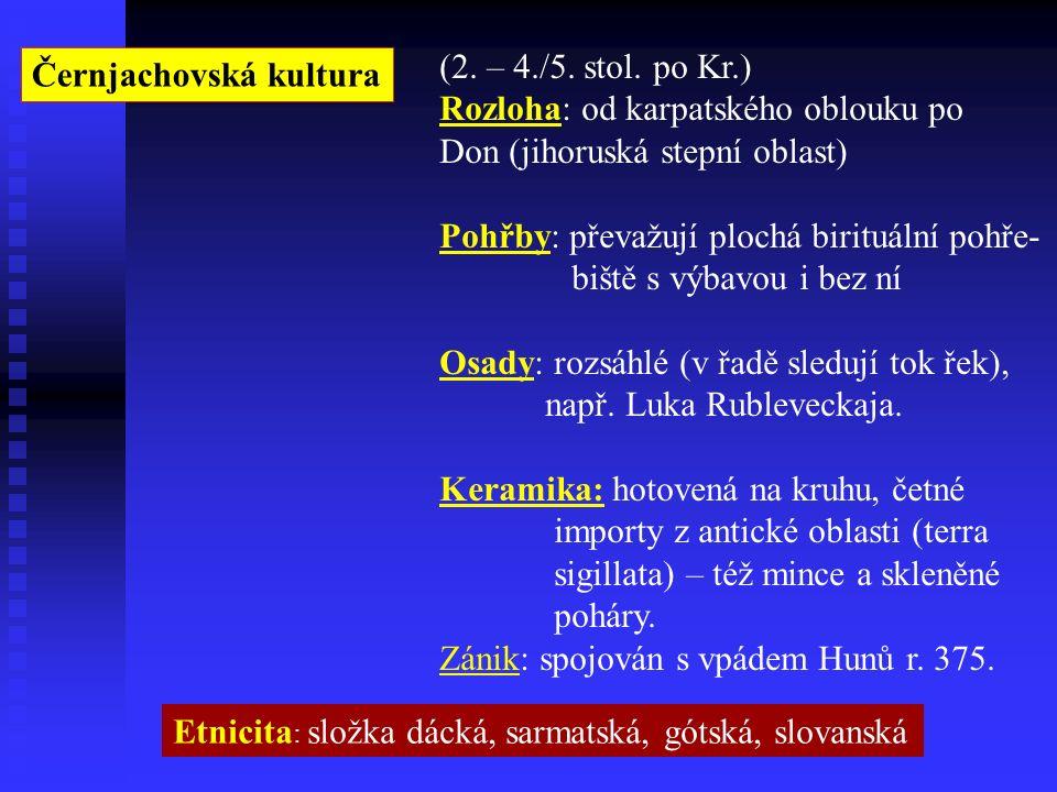 Černjachovská kultura (2. – 4./5. stol.