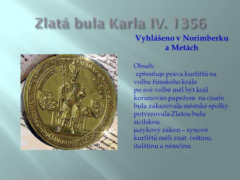  Byl vydán 20.října 1860 Františkem Josefem I.