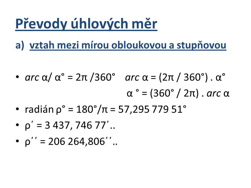 Schéma měření směrů metodou ve skupinách I. a II. poloha dalekohledu