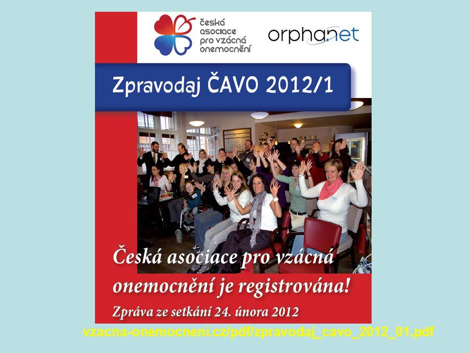 vzacna-onemocneni.cz/pdf/zpravodaj_cavo_2012_01.pdf