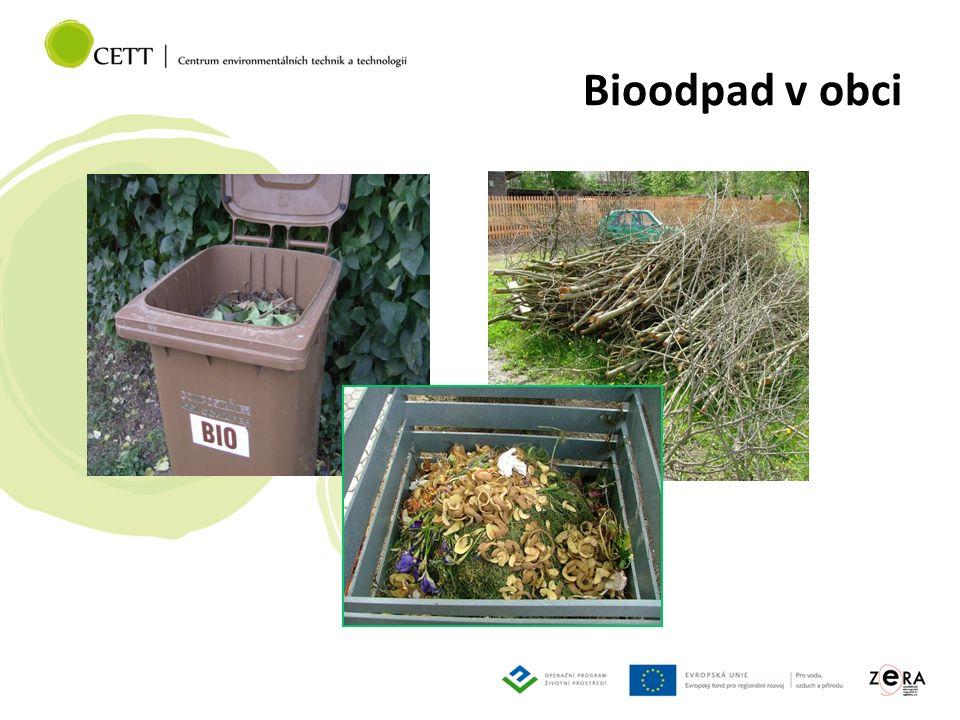 Bioodpad v obci