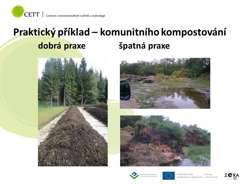 Kompostování v domácnostech významně řeší snížení produkce bioodpadu v obci zpracovává biologicky rozložitelné zbytky z domácností a zahrada občanů nezbytná trvalá osvěta a vzdělávání jak kompostovat a jak využít kompost
