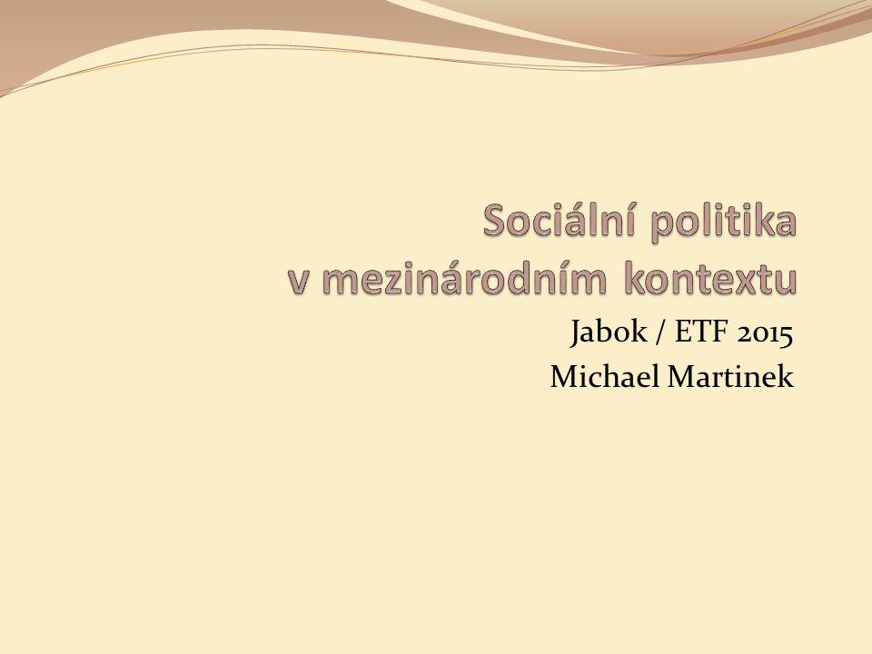 Říše Karla V.Habsburského 1531 7 Sociální politika v mezinárodním kontextu.