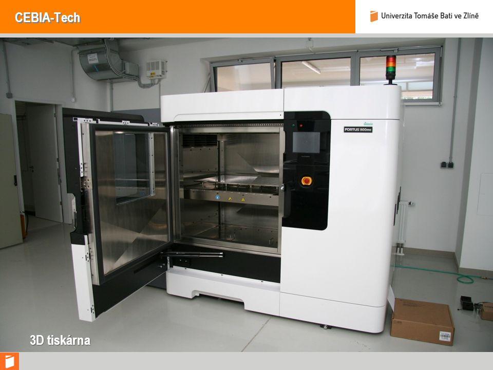 CEBIA-Tech 3D tiskárna