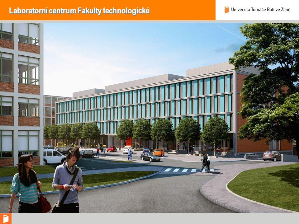 Laboratorní centrum Fakulty technologické