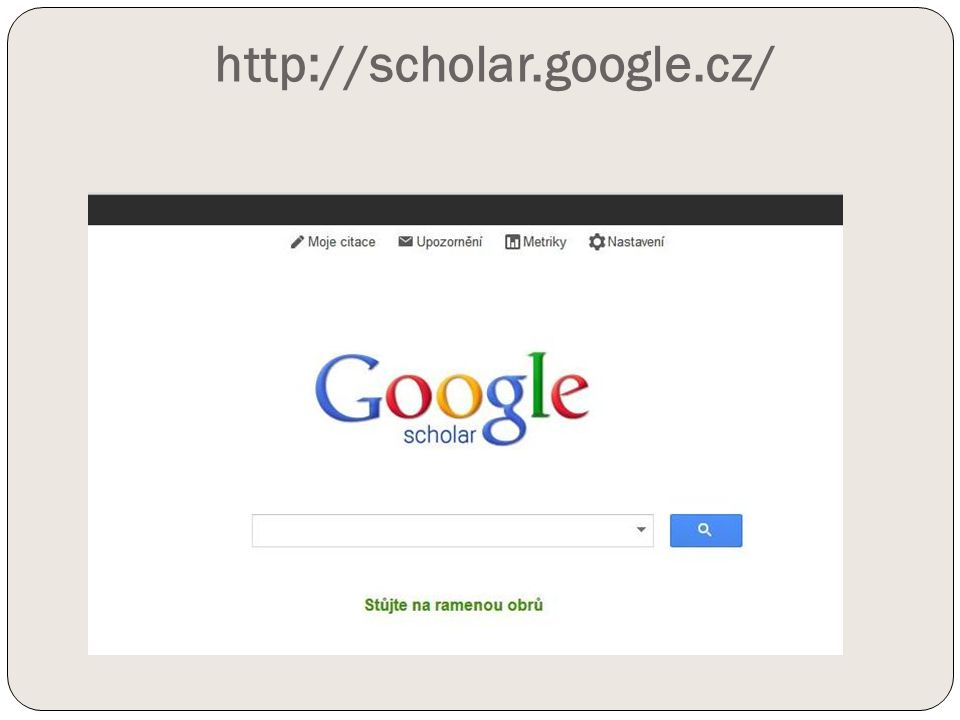 http://scholar.google.cz/