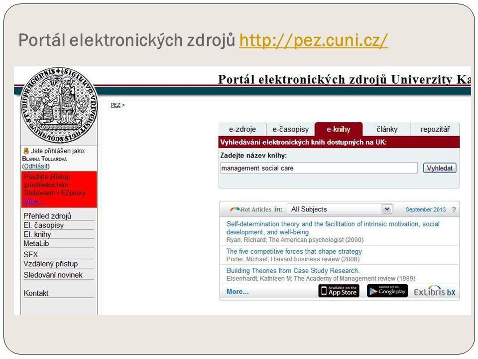 Neznámé a neexistující autorství Analýza ve ř ejné správy Č eské republiky.