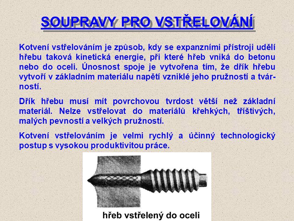 HMOŽDINKY A KOTVY 3.