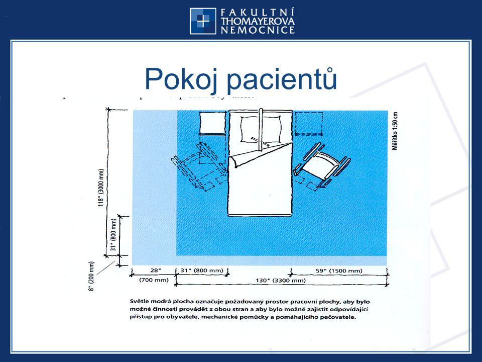 Pokoj pacientů