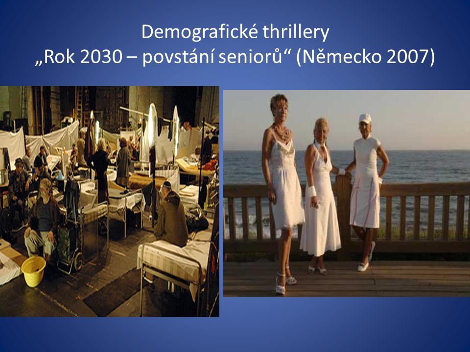 """Demografické thrillery """"Rok 2030 – povstání seniorů (Německo 2007)"""