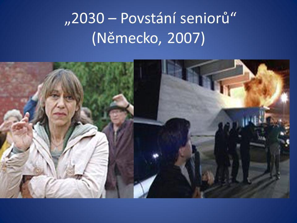 """""""2030 – Povstání seniorů (Německo, 2007)"""