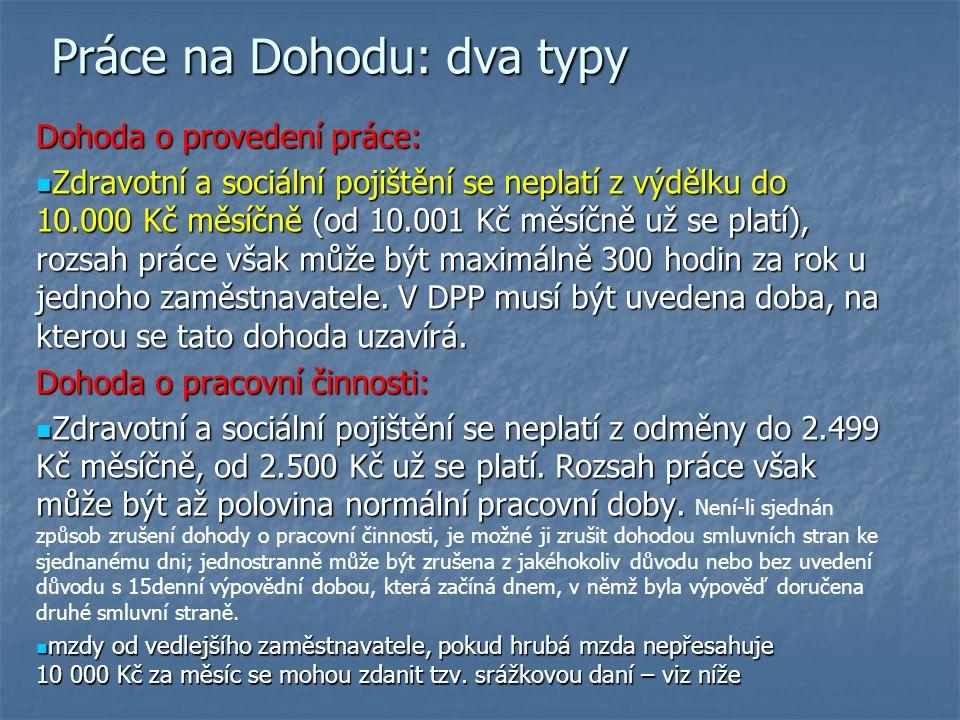 Proč nutno rozlišovat dílčí daňové základy (DDZ) fyzické osoby.