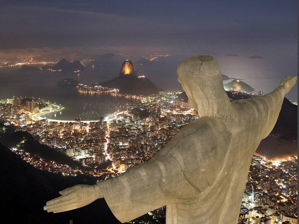 Socha Krista nad Rio de Janeiro Jeden z nových 7 divů světa