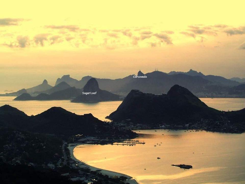 ... požehnal městu Rio de Janeiro v Brazilii …