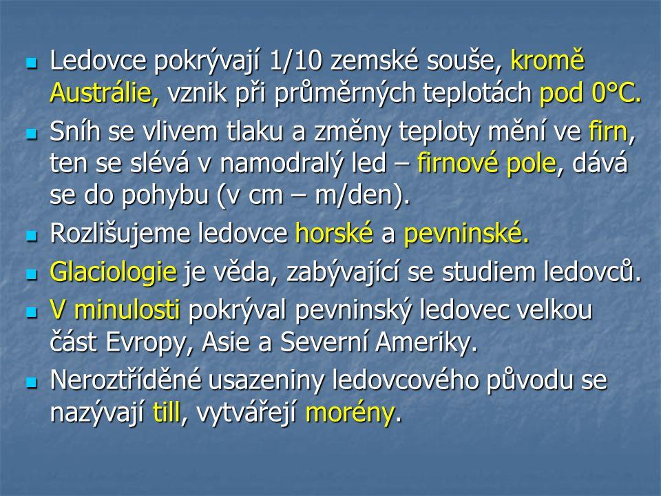 Doplňte chybějící údaje v textu pracovního listu č.