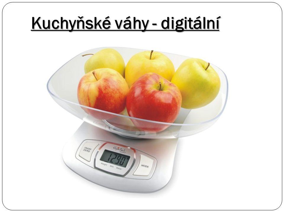Obchodní váhy - mechanická