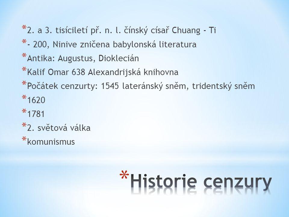 * 2. a 3. tisíciletí př. n. l.