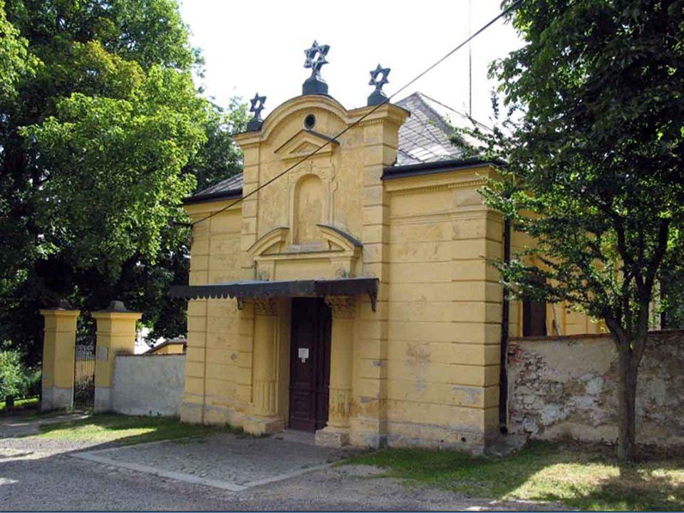 Židovská čtvrť a bazilika sv.