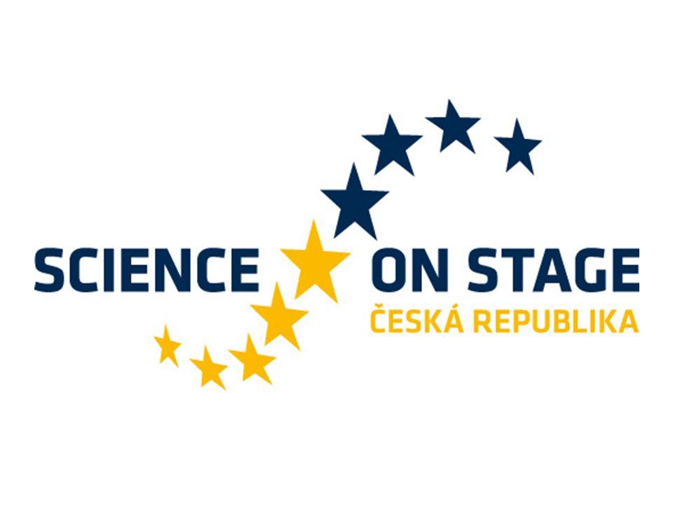 Co je Science on Stage Mezinárodní projekt – 25 zemí, 100 000 učitelů Od roku 2000 (Physics on Stage) Navazování kontaktů mezi učiteli z různých zemí a sdílení zkušeností Rozvoj spolupráce učitelů s odborníky, vědeckými pracovišti a průmyslem Určen učitelům přírodních věd od školek po střední školy i lektorům volnočasových zařízení 2