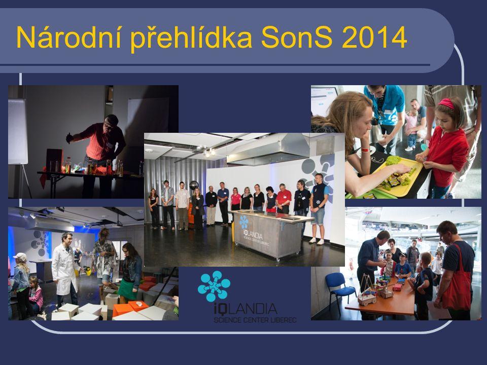 Národní přehlídka SonS 2014