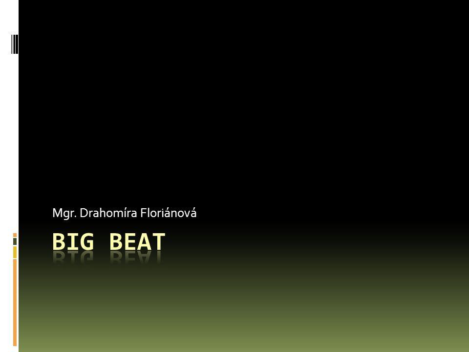 Big beat – hudba 60.let 20. století  Časopis Mladý svět popsal atmosféru počátku 60.