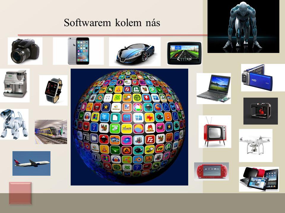 Softwarem kolem nás