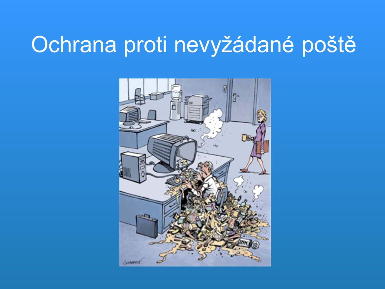Ochrana proti nevyžádané poště