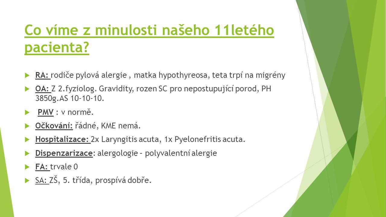 Děkuji za pozornost a naslouchání  http://www.pediatriepropraxi.cz/pdfs/ped/2012/01/12.pdf