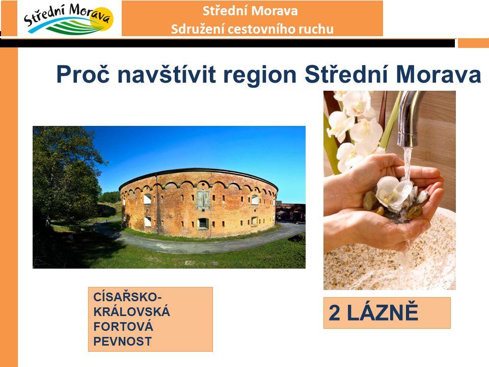 Střední Morava Sdružení cestovního ruchu Děkuji Vám za pozornost Mgr.