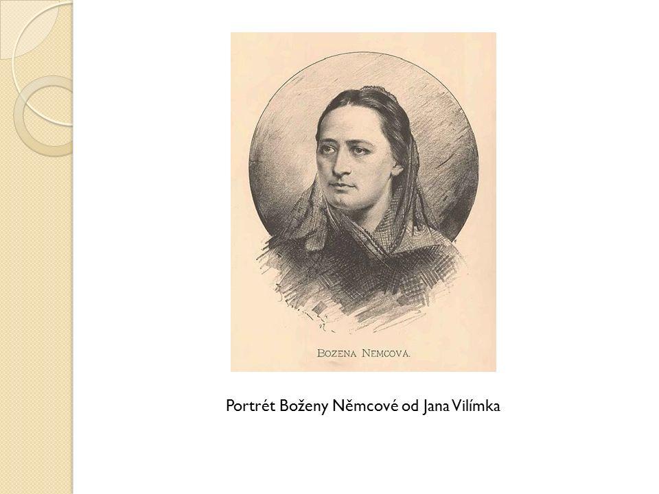 Božena Němcová, vlastním jménem Barbora Panklová, byla dcerou české služky a rakouského panského kočího.