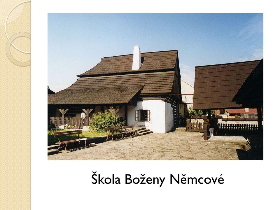 Škola Boženy Němcové