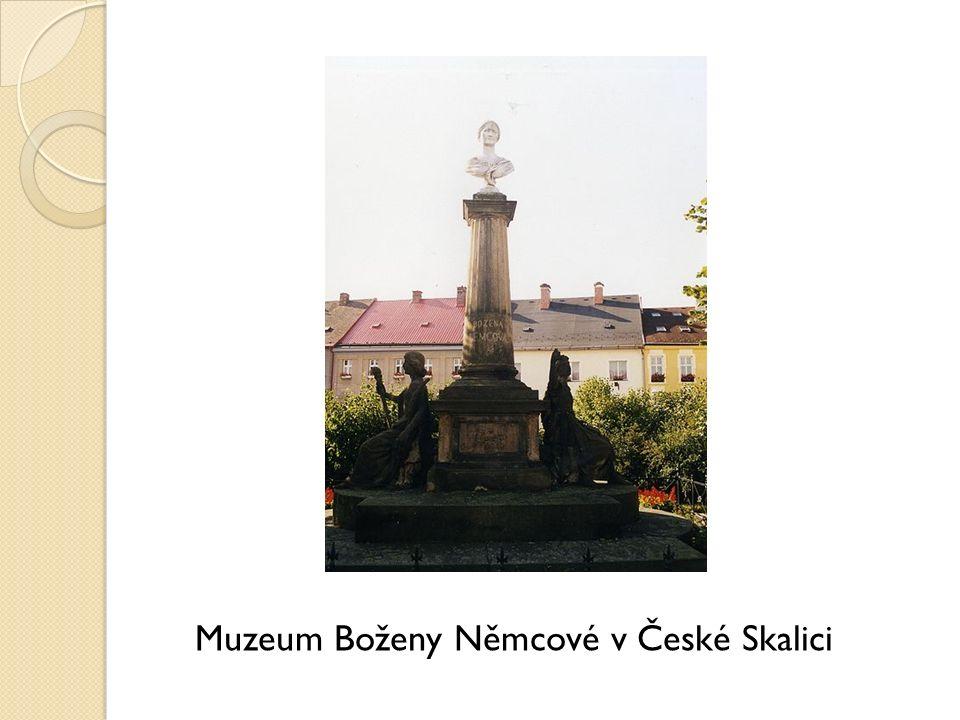 Muzeum Boženy Němcové v České Skalici