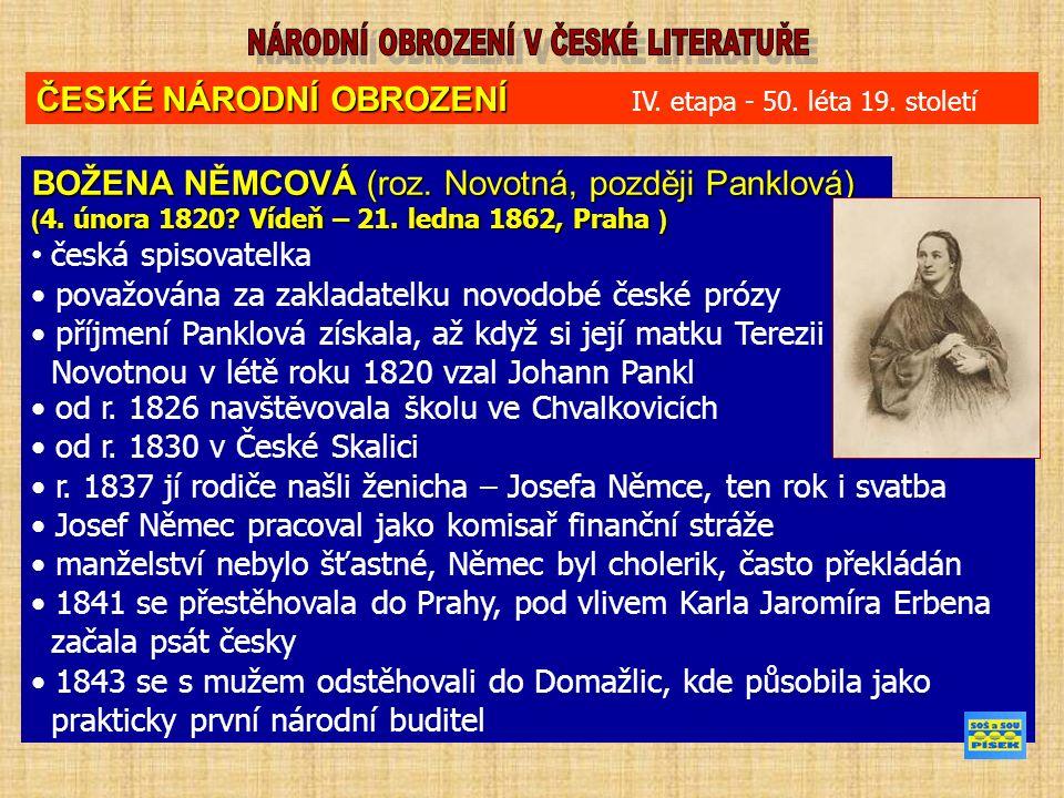 od r. 1826 navštěvovala školu ve Chvalkovicích od r.