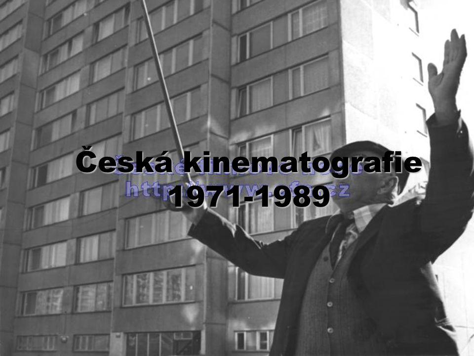 Česká kinematografie 1971-1989
