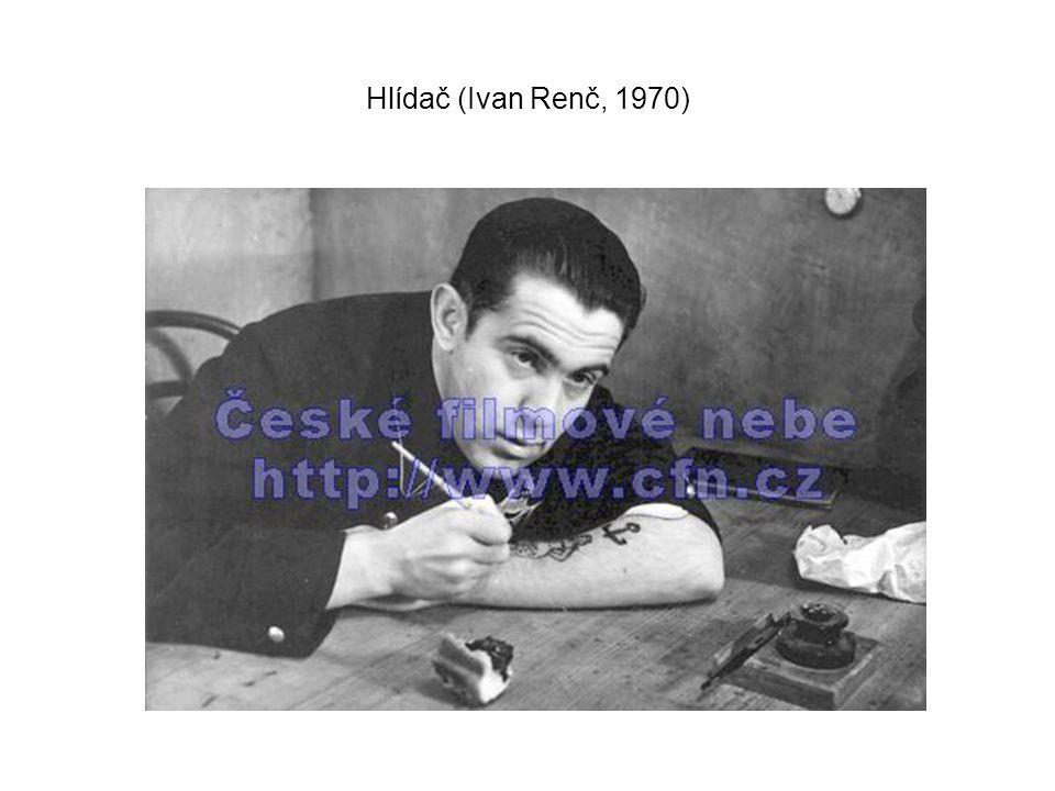 Hlídač (Ivan Renč, 1970)