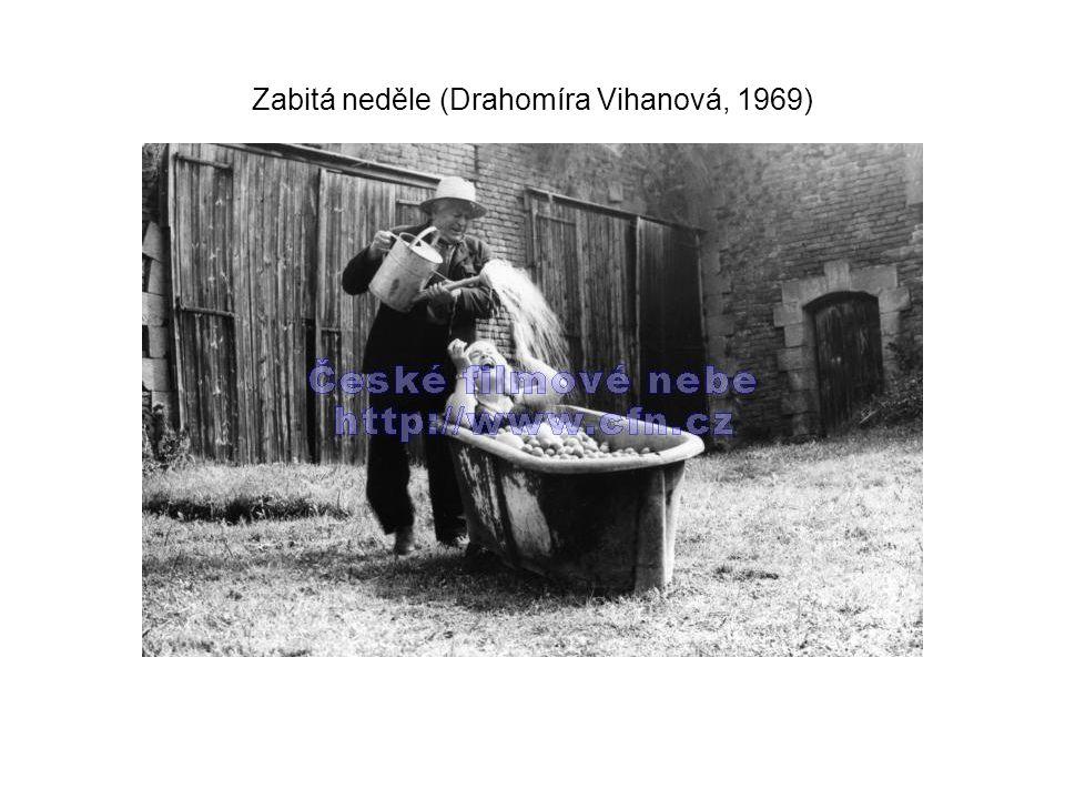 Zabitá neděle (Drahomíra Vihanová, 1969)