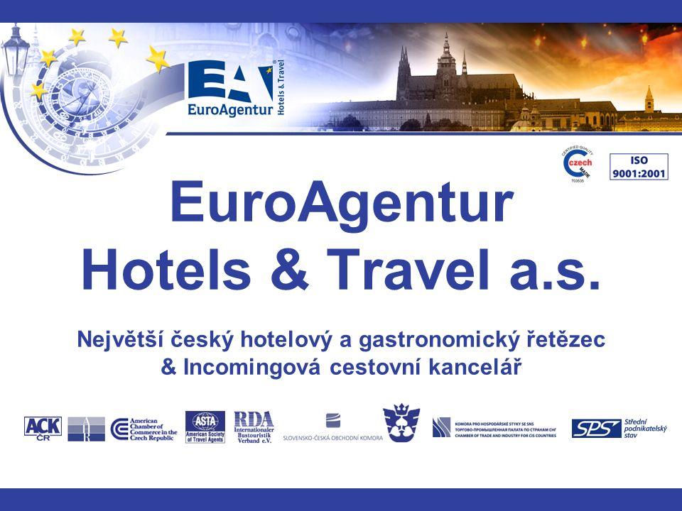 EuroAgentur Hotel Crystal Palace ****, Praha 2