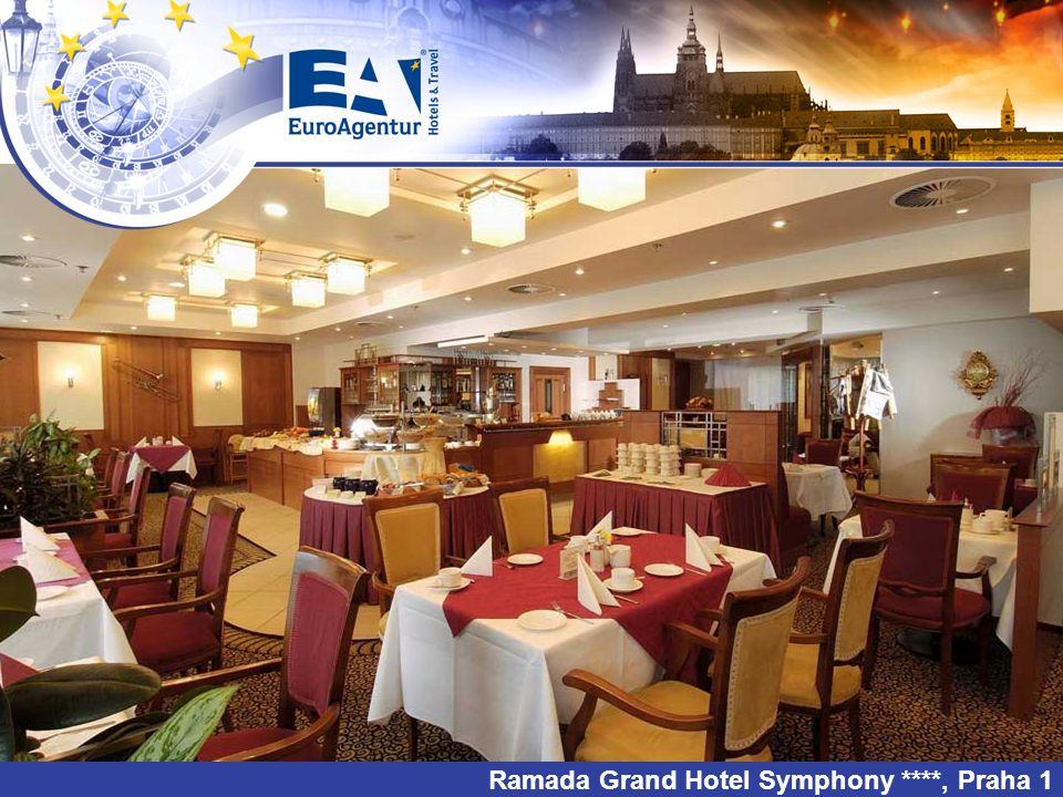EuroAgentur Hotel Derby ****, Karlovy Vary