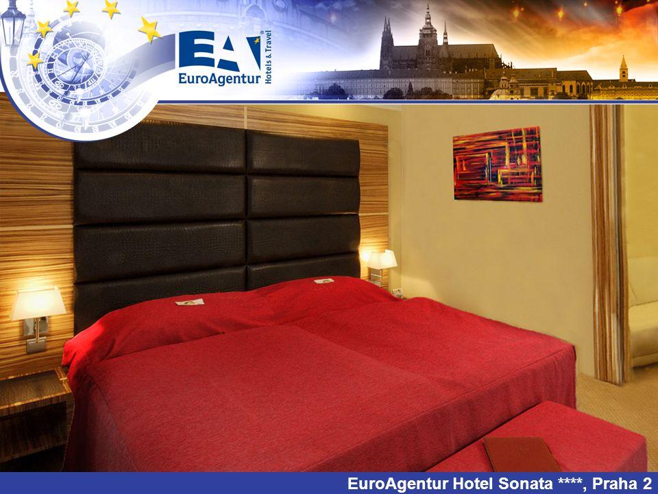 EuroAgentur Hotel Sonata ****, Praha 2