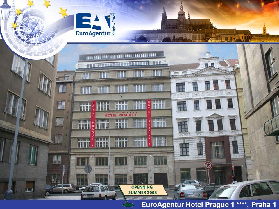 EuroAgentur Hotel Embassy ****, Praha 1