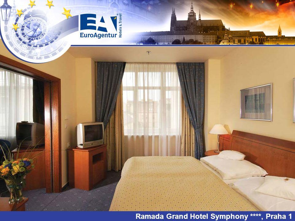 Ramada Grand Hotel Symphony ****, Praha 1