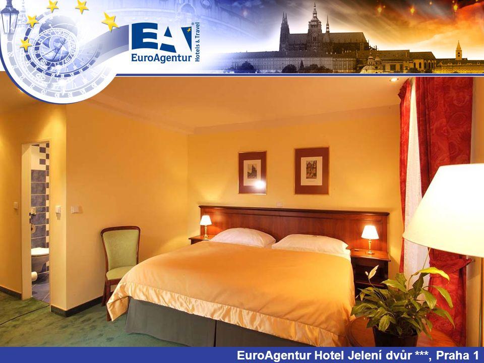 EuroAgentur Hotel Jelení dvůr ***, Praha 1
