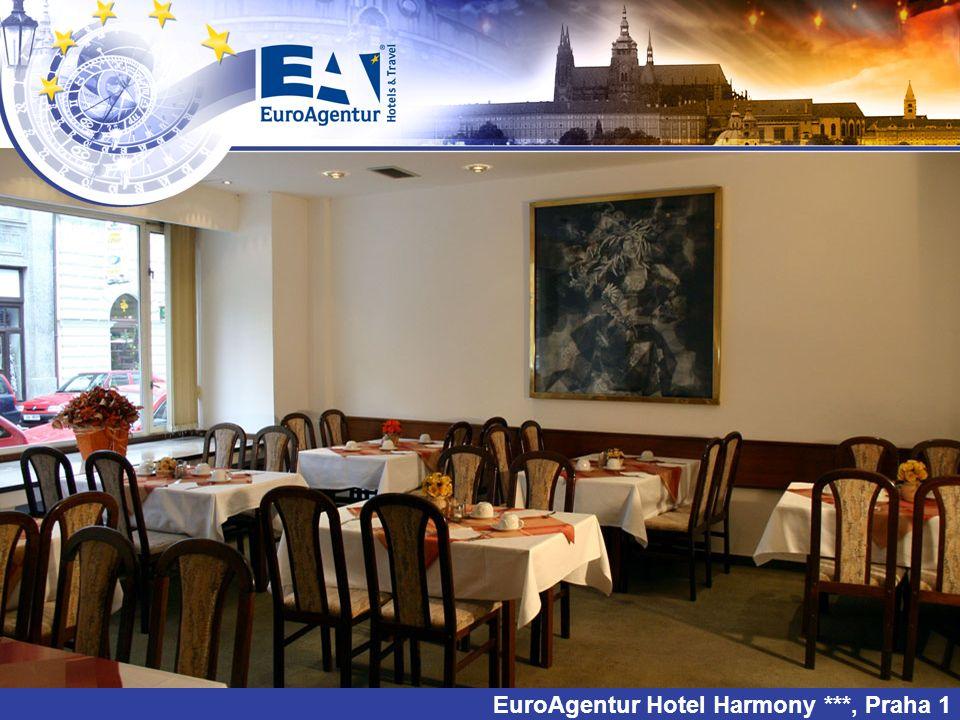 EuroAgentur Hotel Harmony ***, Praha 1